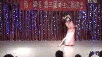傣族舞——重庆韵舞馆名族舞老师