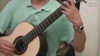 《阿拉伯风格奇想曲》高艺使用自己制作的吉他演奏