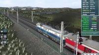 TRS模拟火车
