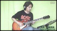 六弦无限 最炫民族风  网友订制电吉他演奏