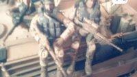 gijoe 特种部队 3.75寸 美军VS基地组织