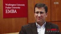 复旦大学-华盛顿大学EMBA教授Stuart Bunderson专访八、如何平衡工作和家庭?