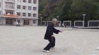 高介河演练杨式49式太极拳_