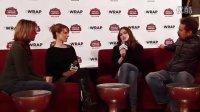 【百度凯拉吧】圣丹斯电影节期间[Laggies]导演及两位主演采访