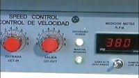 西班牙GAMOR液压攻丝机电器开关演示