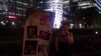 邓丽君再世!神秘盲女北京街头秒杀中国好声音选手