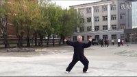 高介河演练杨式37式太极拳