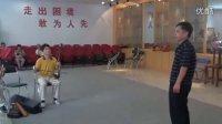 登龙位在河南豫剧二团参加海选