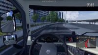 欧洲卡车模拟2广州地图测试
