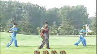 中国民间传统武术套路——双手剑B