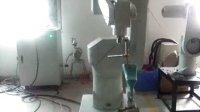 喷涂机器人工业机器人鞋子打胶动作