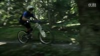 Santa Cruz nomad 实战经典超跑下山!DH FR  山地车 自由骑