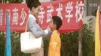 刘代贤在莆田市莆田伟星文化传播有限公司1月10日电影《功夫小龙》拍摄现场花絮