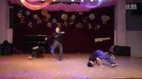 师园学院10音乐3班文艺汇演 街舞