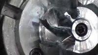 立式加工中心5轴-叶轮