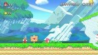 New Super Mario Bros. Wii U Walkthrough - Part 2 Pink Yoshi