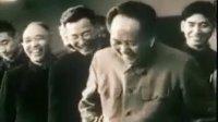 最近传的很火的毛泽东珍贵视频别错过!!(词曲张广天)_标清