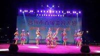 """排舞 宝莱坞(青年组路桥区—台州市首届体育大会""""四特东方韵杯""""健身排舞展示竞赛)"""