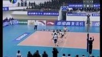 《天津女排十年见证2》02-03赛季女排联赛第12轮_八一vs天津