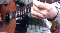 铁板 主旋律曲 吉他版