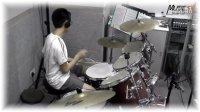 天使-五月天 Drum Covered By SamuelWong 's 學生工作坊
