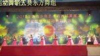 成都肚皮舞-全国运动舞蹈大赛杨娟肚皮舞团