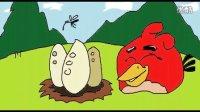 愤怒的小鸟 Angry Birds 搞笑动画