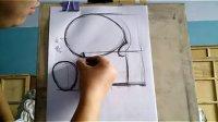 bi学山画室头部解剖课程1