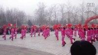 2014新矿集团春节汇演花鼓灯舞