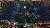 DOTA2的小伙伴-2 超神斧王夺权 5核vs猴子巨魔 提督解说