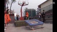 杭州袁峰文化 演艺篮球秀
