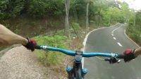 2013中山金钟山顶新 速降 林道 初级场地试练 DH FR AM(自由单车FreeMeBike)
