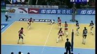 《天津女排十年见证1》02-03赛季女排联赛第8轮_天津vs八一