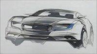 Car_Sketch_-amp-_Marker_Technique_-_YouTube
