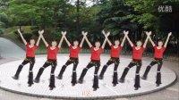 凤凰香香广场舞—阿哥阿妹跳起来(背面示范)