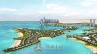 三维动画 - LAND MARK (卡塔尔)