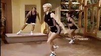 燃脂减肥普拉提减肥瑜伽减肥操健美操瘦身9