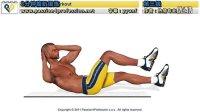 8分钟腹肌锻炼(超清 中文字幕) 高清