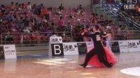 广东省国际标准舞锦标赛-中国舞星会员胡劲松杨宁赛场风采