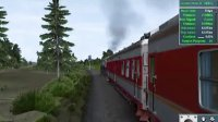 【屌校长】模拟火车DF11