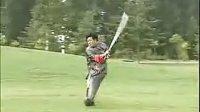 中国民间传统武术套路——双手剑A