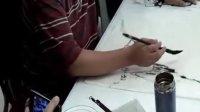 祁恩进老师在中国工笔画学会培训部教学4