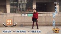 西湖莉莉广场舞-《大海》(含正反面分解及正反面同步示范)
