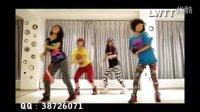 【龙舞天团爵士舞】LACHATA-F(X) 舞蹈教学