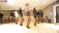AOA - Miniskirt 舞蹈室练习