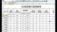 Excel2003高级使用技巧全套视频教程共53讲 01公式的输入与编辑
