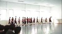 广州军区歌舞团 舞蹈排练视频 (一) HKQ提供