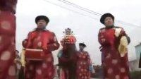 中式婚礼热闹非凡的轿子婚礼