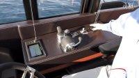 驾驶测试Prestige 620S超级私人游艇