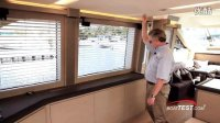 驾驶测试私人超级游艇Monte Carlo Yachts 70